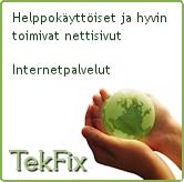 TekFix internetpalvelut